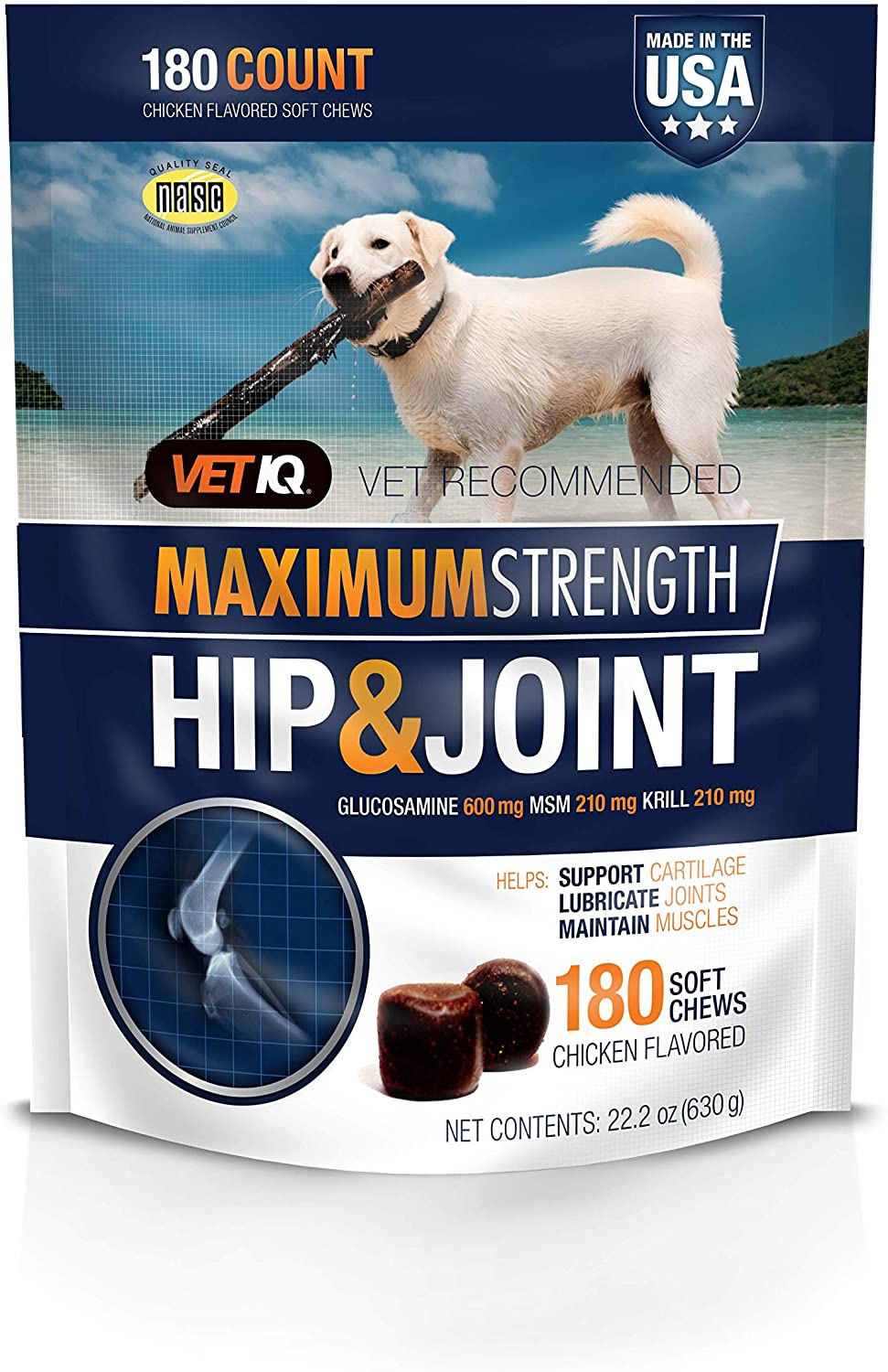 Dog joint Supplement
